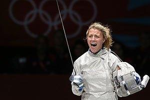 Украинская саблистка завоевала второе золото в сезоне