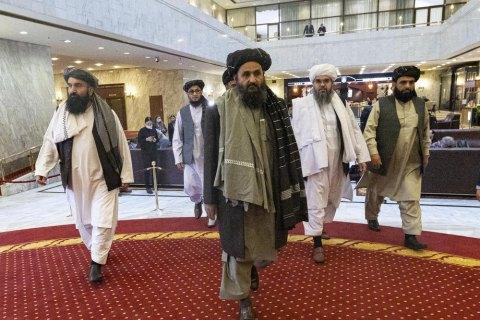 """""""Талібан"""" назвав умову для мирного вирішення конфлікту в Афганістані"""