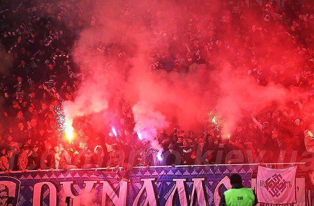 Когда-то ультрас «Динамо» не успевали за командой, теперь же команда немного отстает в развитии от своих фанов