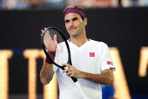 Федерер стал первым полуфиналистом Australian Open
