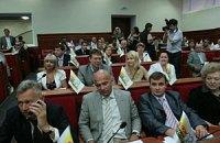 Блок Черновецкого в Киевсовете покинули 17 депутатов(список)