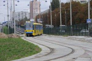 На Троєщині з'являться два нові трамвайні маршрути