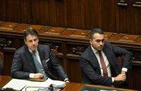 """Італійська коаліція """"на волосині"""""""