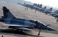 Пакистан заявив, що збив два індійські військові літаки