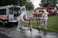В Украине новый антирекорд: 2495 новых случаев коронавируса