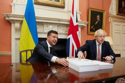 Зеленский обсудил с Джонсоном вопрос евроатлантической интеграции перед саммитом НАТО