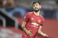 """Гравця """"Манчестера Юнайтед"""" визнано найкращим в Англійській прем'єр-лізі 2020 року"""