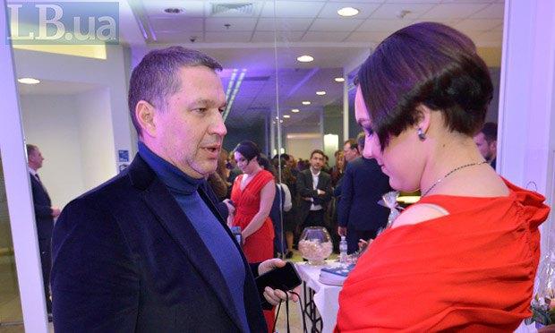 Павел Елизаров и Соня Кошкина