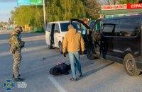 СБУ блокировала работу нелегальных перевозчиков, которые платили «налоги» боевикам