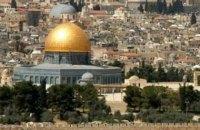Израильская полиция убрала возмутившие палестинцев камеры с Храмовой горы