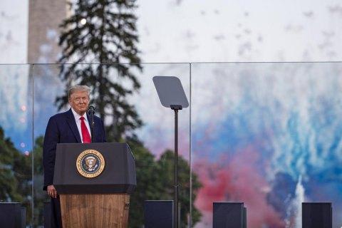 """Трамп заявив, що США намагається знищити """"вкрай лівий фашизм"""""""
