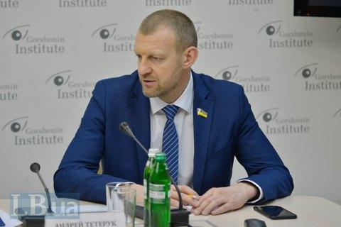 Тетерук: Яценюк сьогодні вивчає політичну ситуацію