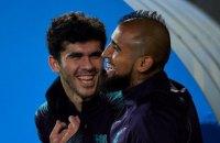 """Игрок """"Барселоны"""" обозвал своего партнера по команде """"черным ублюдком"""""""
