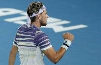 Звєрєв програв півфінал Australian Open Домініку Тіму