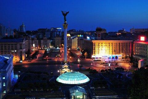 Ніч на 12 липня у Києві була найтеплішою за історію спостережень