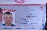 Полоненого росіянина Агєєва утримують в СІЗО в Старобільську за підозрою в тероризмі