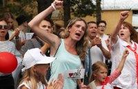В белорусском Гродно местные власти приняли требования протестующих