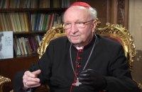 Умер кардинал Марьян Яворский