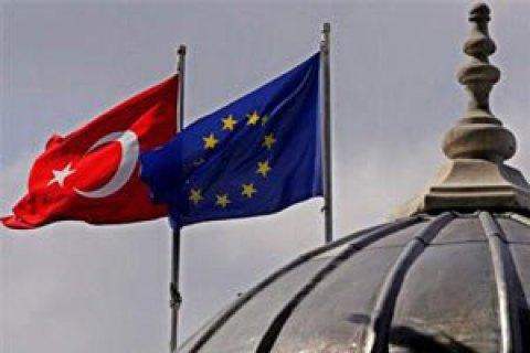 Турецький міністр звинуватив ЄС у підтримці супротивників Туреччини