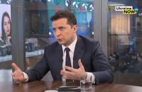 Зеленский: вопрос языка в Украине не ко времени