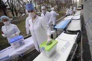 Украинские медики массово бегут из Украины