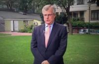 Посол Великобритании спел гимн Украины