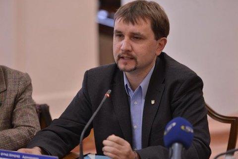 В'ятрович поскаржився на Кернеса в прокуратуру