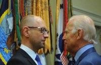 Украина была, есть и будет ключевым приоритетом для США, - Яценюк