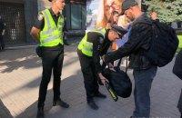 3 тыс. правоохранителей следят за порядком во время празднований в Киеве