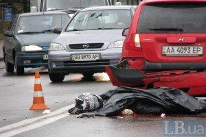 В Литве в аварии насмерть разбились двое украинцев