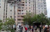 МВС: вибух у будинку в Миколаєві міг влаштувати самогубець