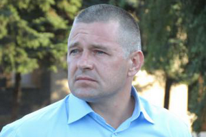 Константин Матейченко стал главой Артемовской райадминистрации