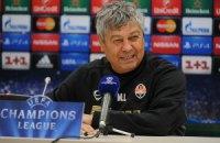 Луческу: я хочу еще на сезон остаться в Украине
