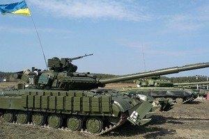 Нацгвардия получила 10 танков, предназначавшихся для Конго