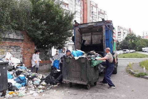 Зубко: Власти Львова должны решить вопрос вывоза мусора вближайшие две недели