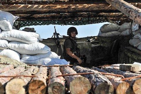 Боевики на Пасху почти не стреляли