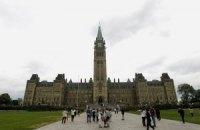 Неизвестный открыл стрельбу в здании парламента Канады (обновлено)