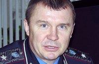 МВД уволило начальника Нацполиции Запорожской области