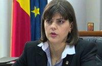 В Румынии требуют отставки главы Управления по борьбе с коррупцией
