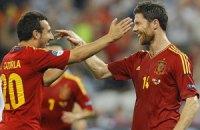 Іспанія вийшла у фінал Євро-2012