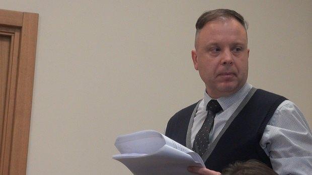 Адвокат Ігор Світличний