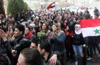 Кількість жертв сирійського конфлікту перевищила 150 тисяч осіб