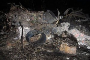 СБУ затримала відповідальних за падіння українського Мі-8 біля Слов'янська
