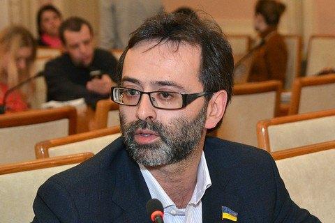 "Логвинский: никто из ""Народного фронта"" не подавал в ГПУ заявлений по поводу Шабунина"