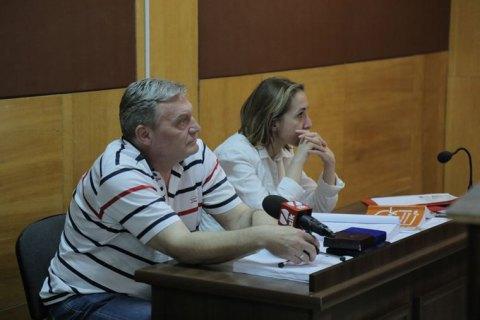 Гримчака не можуть взяти під варту через помилку в ухвалі суду