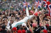 У Формулі-1 Гамільтон виграв рідний для себе Гран-прі