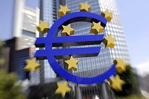 Банки еврозоны одолжили у ЕЦБ рекордный объем средств