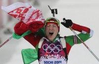 Бьорндален и Домрачева признаны лучшими спортсменами Олимпиады