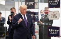 Трамп закликав Пенса не визнавати результати виборів у США, той відмовив