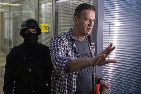 Bloomberg: Навального могут посадить на 13,5 лет